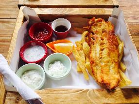 Pirate's Fish n' Chips