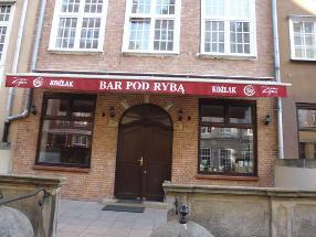 Bar pod Rybą