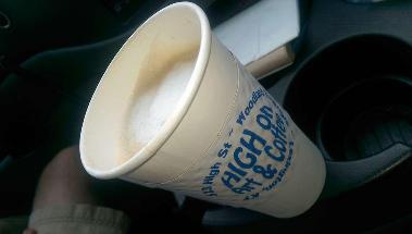 HIGH on Art & Coffee