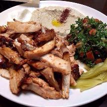 Open Sesame Mediterranean Grill