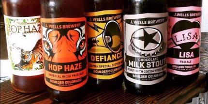 J Wells Brewery