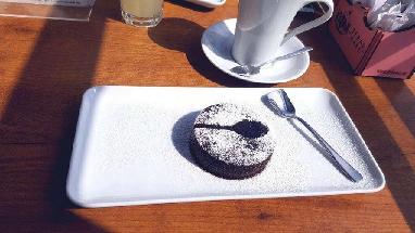 Perla Kallavi Teras Cafe