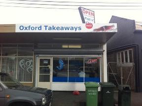 Oxford Takeaways