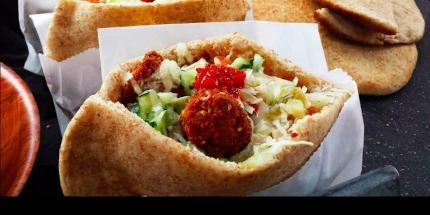 The Flying Falafel