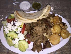 Papa Cristo's Greek Grill