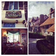 Cafe Chez Marie