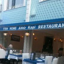 Fish Home Ahhir Kapı