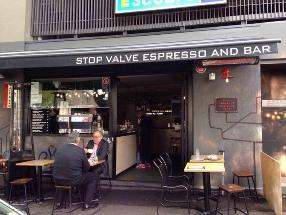 Stop Valve Espresso