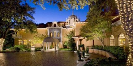 The Mansion Restaurant at Rosewood Mansion