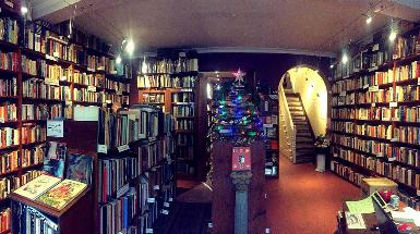 Sappho Books Cafe
