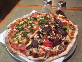 Burattino Brick Oven Pizza