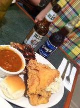 Dixie Chicken And Ribs