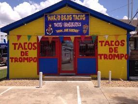 Mario Bros Tacos