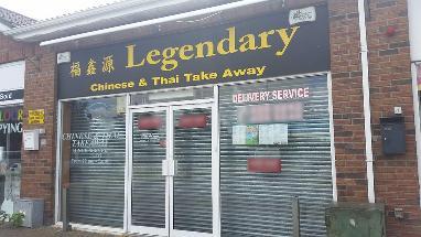 Legendary Chinese & Thai Takeaway
