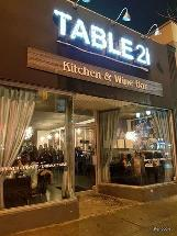 Table 21 Kitchen & Wine Bar