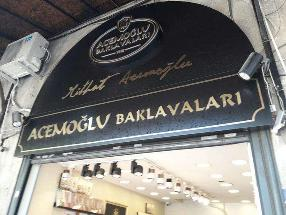 Acemoglu Baklavalari