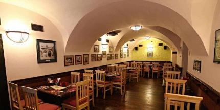 Restaurant Můstek