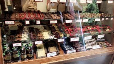 Chocolate Tofino
