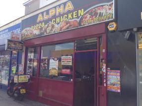 Alpha Pizza