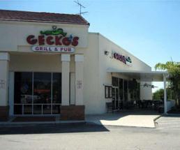 Gecko's Grill & Pub