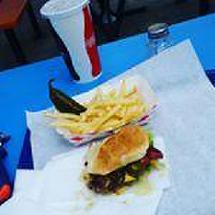 Marty's Hamburger Stand