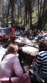 Restaurante Terraza Kiosko El Bosque Morata De Tajuña