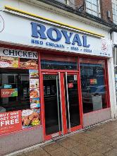 Royal Chicken Pizza In Leatherhead Restaurant Menu And