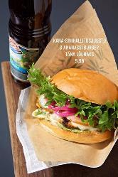 Burger Kitchen restaurant, Viimsi