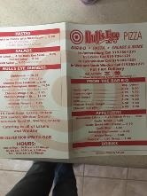 bullseye pizza in amherstburg restaurant menu and reviews