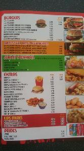 Chicken Pizza Land 111 High St In Sandown Restaurant