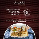 Akari Restaurant Saltillo Restaurant Menu And Reviews