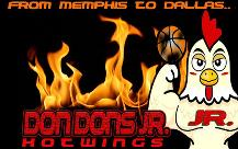 Don Don S Hot Wings 3620 Austin Peay Hwy In Memphis Restaurant