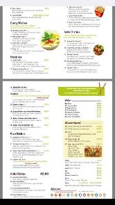 Lovely Thai Green Curry - Traveller Reviews - TUK Away