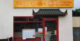 andys kitchen chinese take away photo - Andys Kitchen