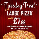 Apache Pizza In Portadown Restaurant Menu And Reviews