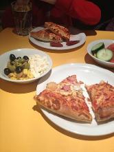 Casa Della Pizza In Brighton Restaurant Menu And Reviews