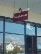 Georgia Peach, 9223 Lakeside Blvd in Owings Mills