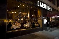 Carmine S Italian Restaurant Times Square In New York City