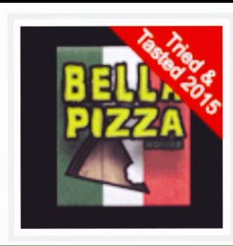 Bella Pizza Witton Lodge Road Restaurant Menu And Review
