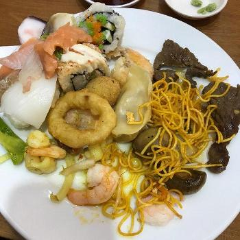 Excellent Kung Fu Buffet Staines Prices Restaurant Menu And Review Download Free Architecture Designs Scobabritishbridgeorg