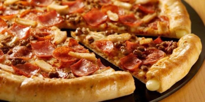 Pizza Hut Kingsbury Restaurant Menu And Review Restaurant Guru