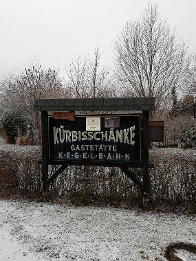 Restaurant Zur Kürbisschänke Kegelbahngaststätte