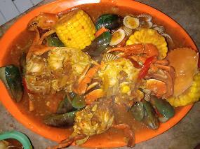 Kepiting Phinisi Seafood