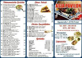 Asia Pavillon / Asia Imbiss