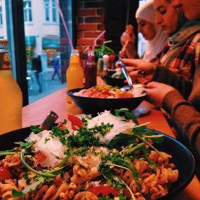 Rice N' Pasta