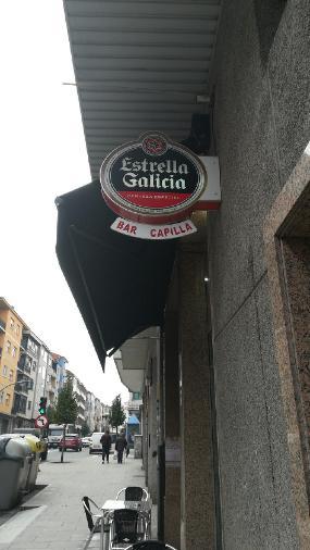 Bar capilla