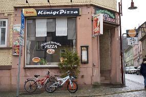 Königspizza