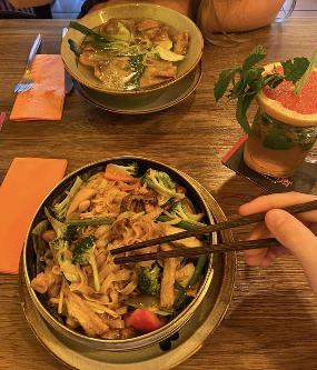 Quan Xanh Vietnamese Vegan Food