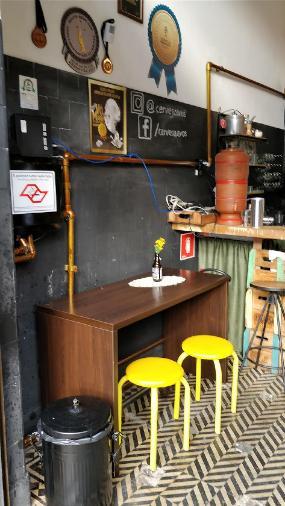 Casa Avós Cerveja Artesanal