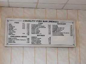 Quality Fish Bar